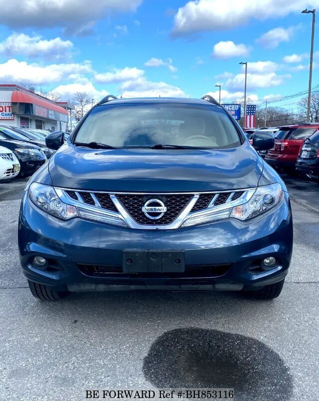 Used 2013 NISSAN MURANO BH853116 for Sale