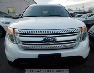 Used 2011 FORD EXPLORER BH853127 for Sale