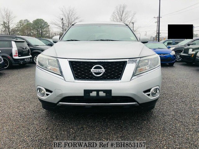 Used 2015 NISSAN PATHFINDER BH853157 for Sale
