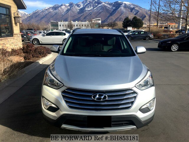 Used 2015 HYUNDAI SANTA FE BH853181 for Sale
