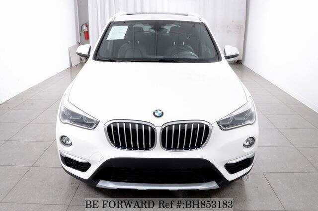 Used 2017 BMW X1 BH853183 for Sale