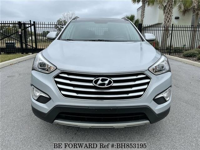 Used 2016 HYUNDAI SANTA FE BH853195 for Sale