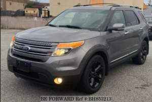 Used 2012 FORD EXPLORER BH853213 for Sale