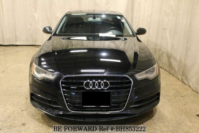 Used 2012 AUDI A6 BH853222 for Sale