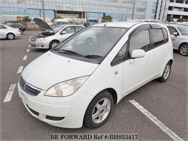 Used 2007 MITSUBISHI COLT BH853417 for Sale