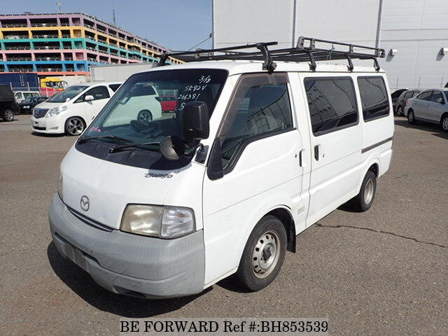 Used 2002 MAZDA BONGO VAN BH853539 for Sale