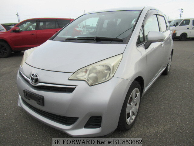 Used 2011 TOYOTA RACTIS BH853682 for Sale