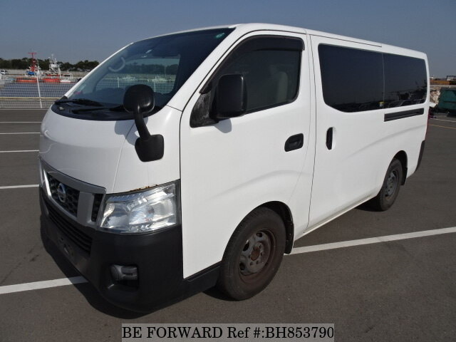 Used 2016 NISSAN CARAVAN VAN BH853790 for Sale