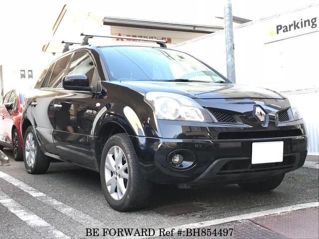Used 2009 RENAULT KOLEOS BH854497 for Sale