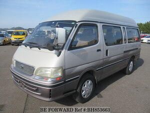 Used 1996 TOYOTA HIACE WAGON BH853663 for Sale