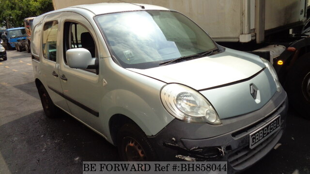 Used 2010 RENAULT KANGOO EXPRESS BH858044 for Sale
