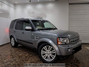 Used 2012 LAND ROVER DISCOVERY 4 BH860002 for Sale