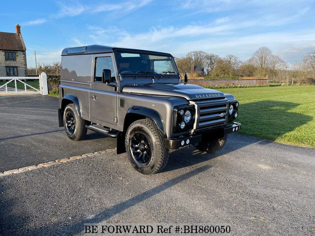 Used 2014 LAND ROVER DEFENDER BH860050 for Sale