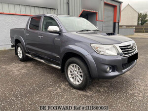 Used 2013 TOYOTA HILUX BH860063 for Sale