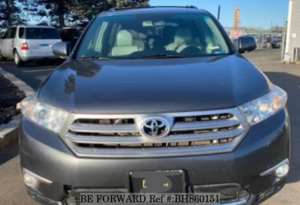 Used 2012 TOYOTA HIGHLANDER BH860151 for Sale