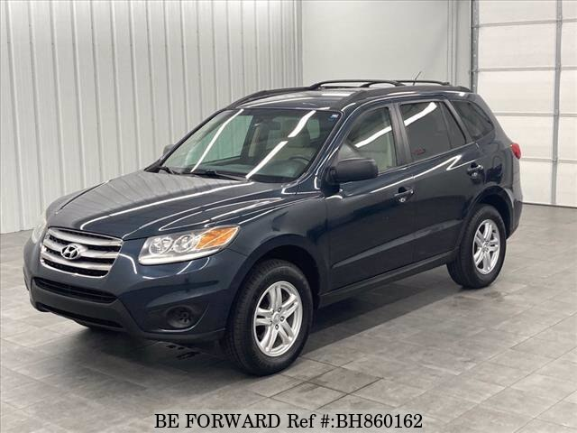 Used 2012 HYUNDAI SANTA FE BH860162 for Sale