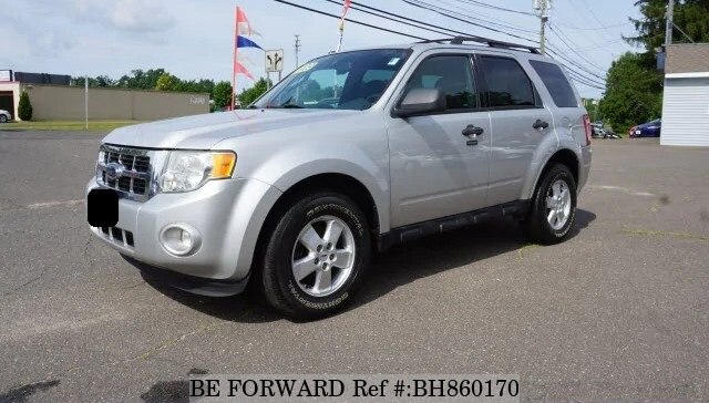 Used 2009 FORD ESCAPE BH860170 for Sale