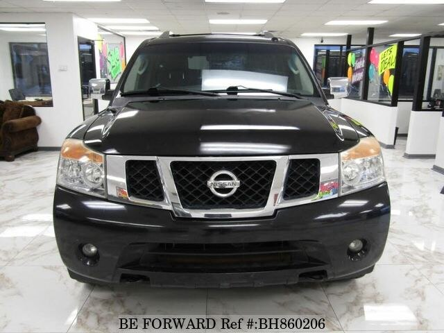 Used 2010 NISSAN ARMADA BH860206 for Sale