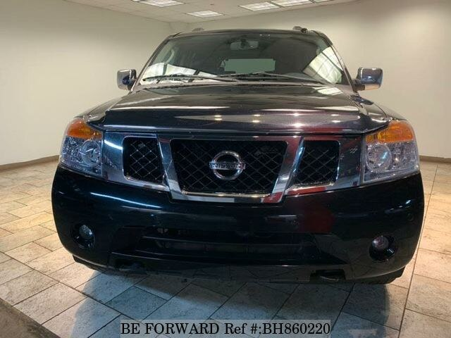 Used 2011 NISSAN ARMADA BH860220 for Sale