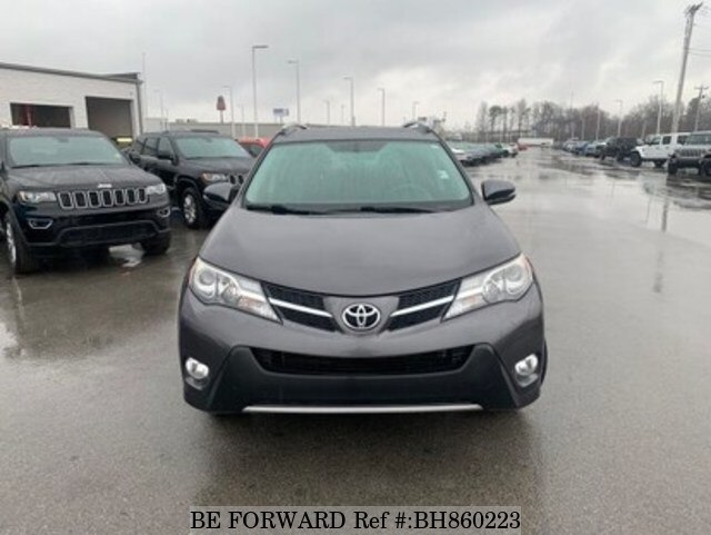 Used 2013 TOYOTA RAV4 BH860223 for Sale