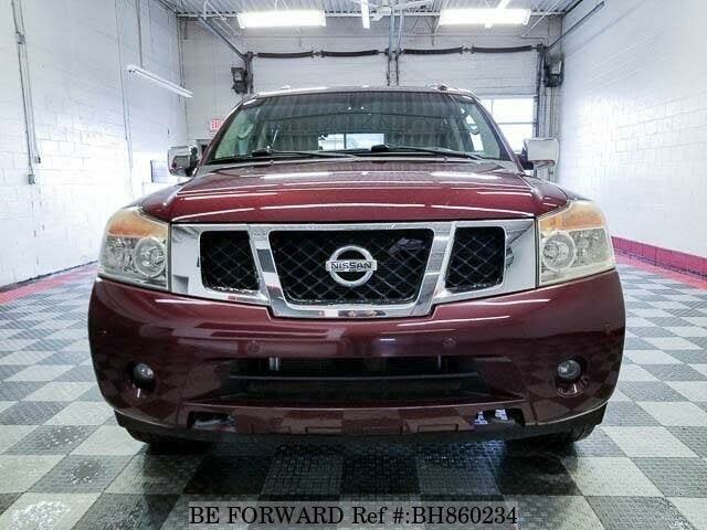 Used 2011 NISSAN ARMADA BH860234 for Sale