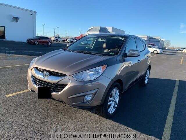 Used 2011 HYUNDAI TUCSON BH860249 for Sale