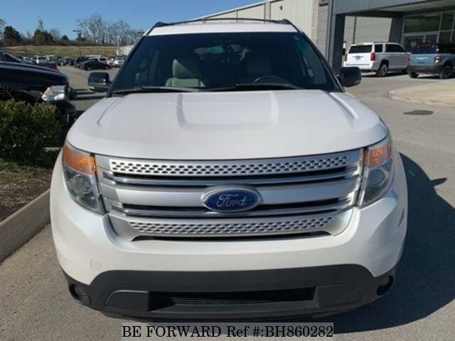 Used 2011 FORD EXPLORER BH860282 for Sale