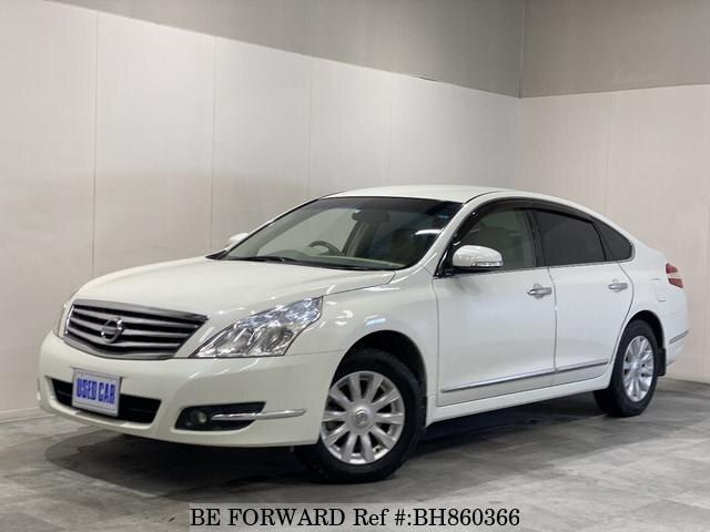 Used 2009 NISSAN TEANA BH860366 for Sale