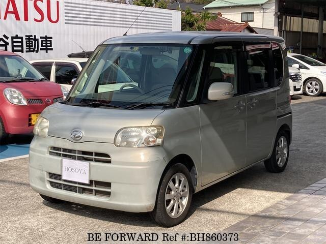 Used 2010 DAIHATSU TANTO BH860373 for Sale