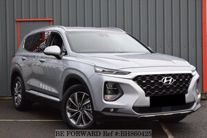 Used 2019 HYUNDAI SANTA FE BH860425 for Sale