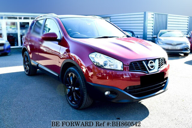 Used 2011 NISSAN QASHQAI BH860542 for Sale