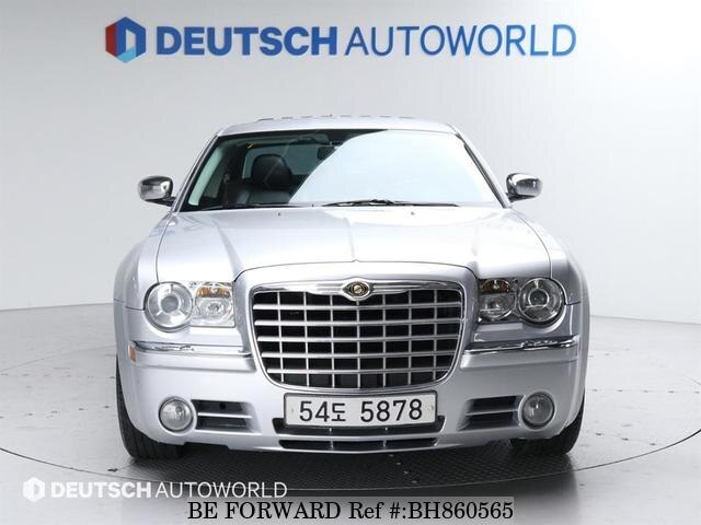 Used 2008 CHRYSLER 300C BH860565 for Sale