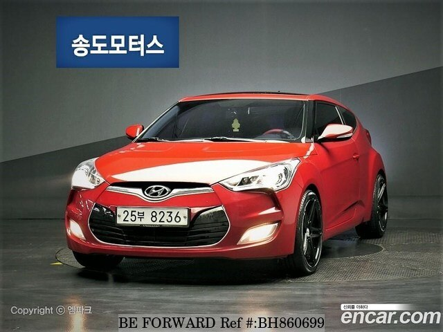 Used 2012 HYUNDAI VELOSTER BH860699 for Sale