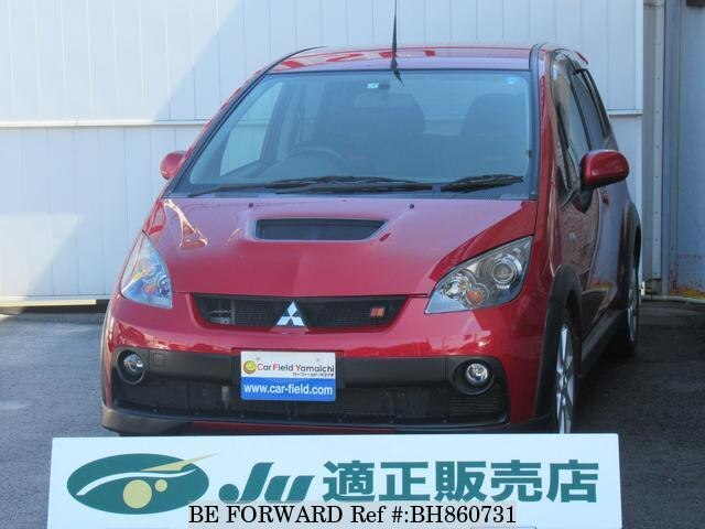 Used 2007 MITSUBISHI COLT BH860731 for Sale