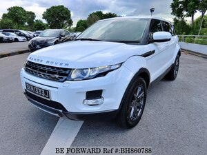 Used 2013 LAND ROVER RANGE ROVER EVOQUE BH860788 for Sale