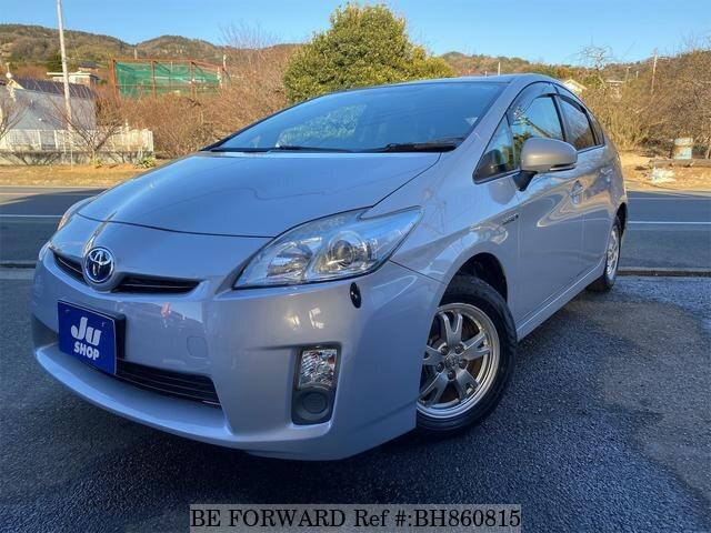 Used 2011 TOYOTA PRIUS BH860815 for Sale