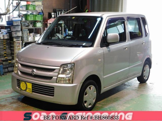Used 2007 SUZUKI WAGON R BH860833 for Sale