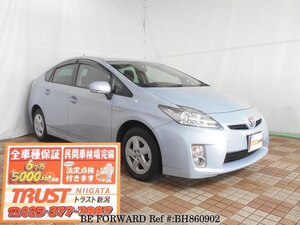 Used 2010 TOYOTA PRIUS BH860902 for Sale