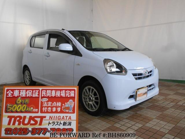 Used 2012 DAIHATSU MIRA ES BH860909 for Sale