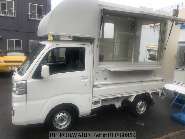 Used 2020 SUZUKI CARRY TRUCK BH860959 for Sale