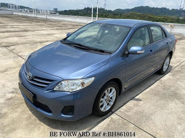 Used 2013 TOYOTA COROLLA ALTIS BH861014 for Sale