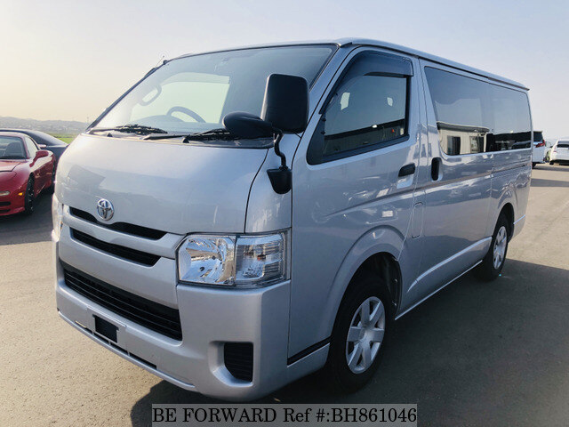 Used 2015 TOYOTA HIACE VAN BH861046 for Sale