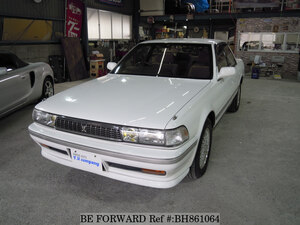 Used 1992 TOYOTA CRESTA BH861064 for Sale