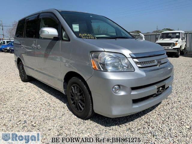 Used 2006 TOYOTA NOAH BH861275 for Sale