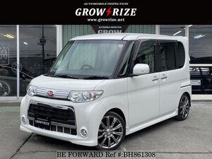Used 2012 DAIHATSU TANTO CUSTOM BH861308 for Sale