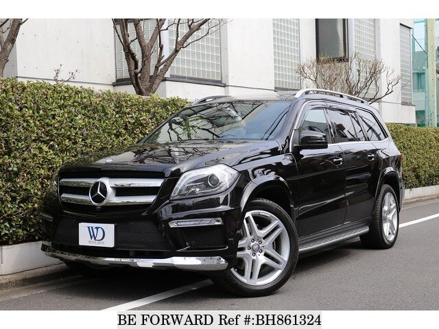 Used 2013 MERCEDES-BENZ GL-CLASS BH861324 for Sale