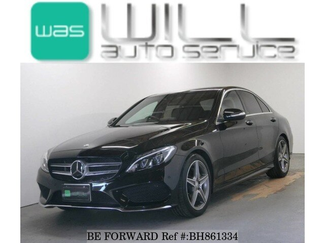 Used 2015 MERCEDES-BENZ C-CLASS BH861334 for Sale