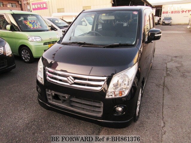 Used 2010 SUZUKI WAGON R BH861376 for Sale