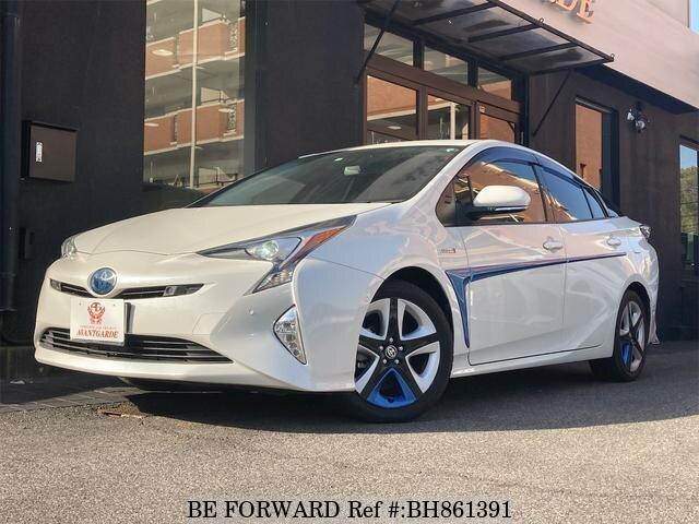 Used 2016 TOYOTA PRIUS BH861391 for Sale