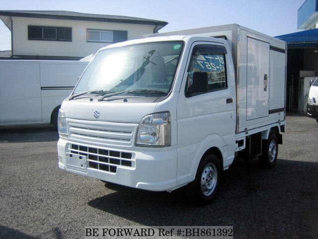 Used 2015 SUZUKI CARRY TRUCK BH861392 for Sale